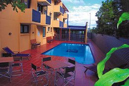 Airolodge International - Grafton Accommodation