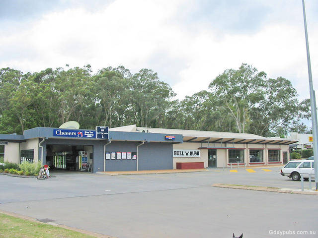Bull n Bush Hotel Motel - Grafton Accommodation