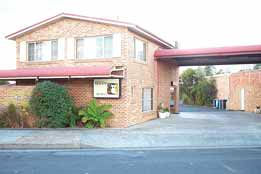 Clock Tower Motor Inn - Grafton Accommodation