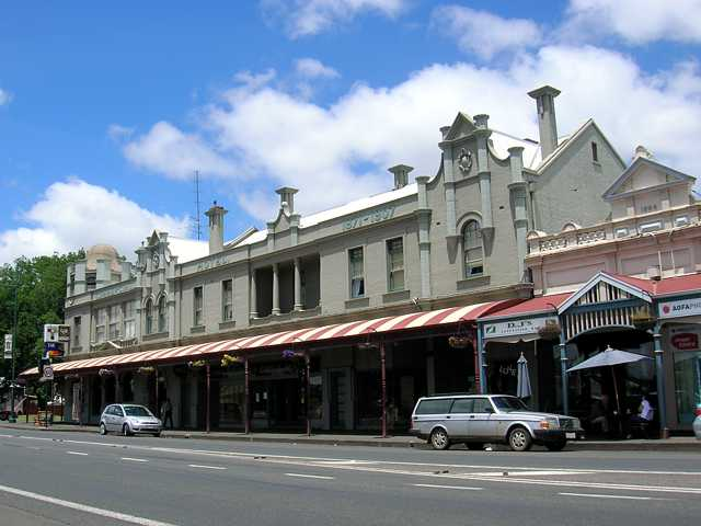 Commercial Hotel Camperdown - Grafton Accommodation