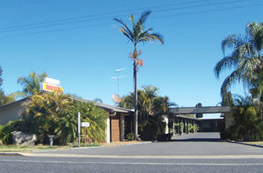 Countryman Motel - Grafton Accommodation