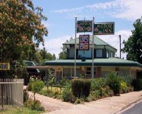 Garden Court Motor Inn - Grafton Accommodation