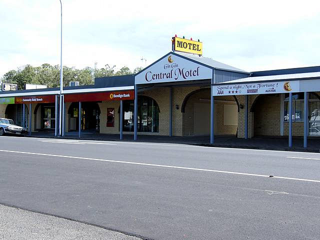 Gin Gin Central Motel - Grafton Accommodation