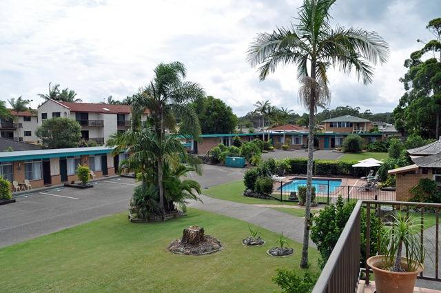 Haven Waters Motel and Apartments - Grafton Accommodation