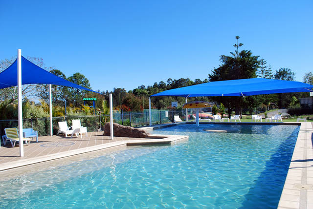 Nambucca River Tourist Park - Grafton Accommodation