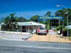 Paradise Palms Carey Bay - Grafton Accommodation