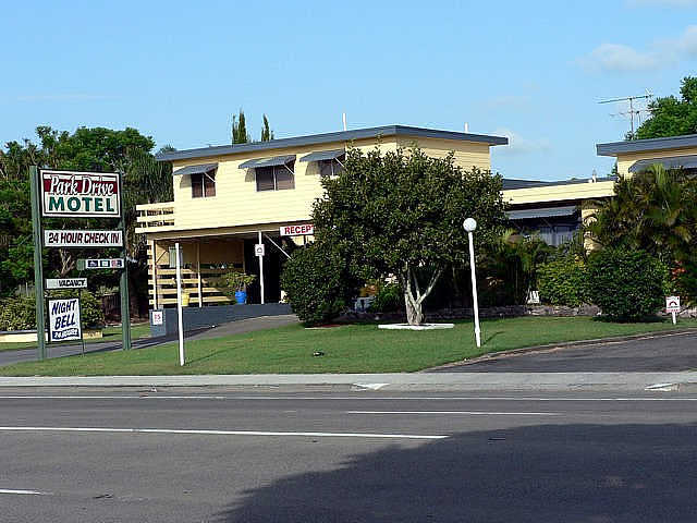 Park Drive Motel - Grafton Accommodation