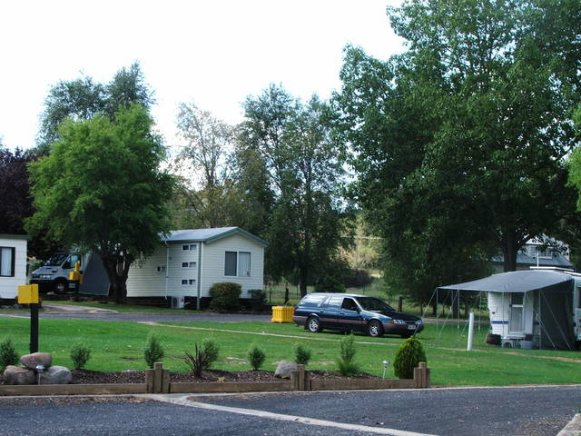 Poplar Caravan Park - Grafton Accommodation