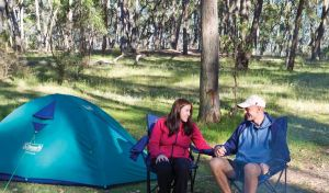 Apsley Falls campground - Grafton Accommodation