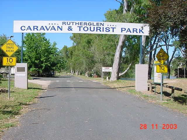 Rutherglen Caravan  Tourist Park - Grafton Accommodation