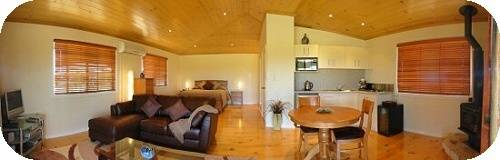 Scenic Rim View Cottages for Couples - Grafton Accommodation