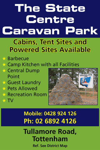 The State Centre Caravan Park - Grafton Accommodation