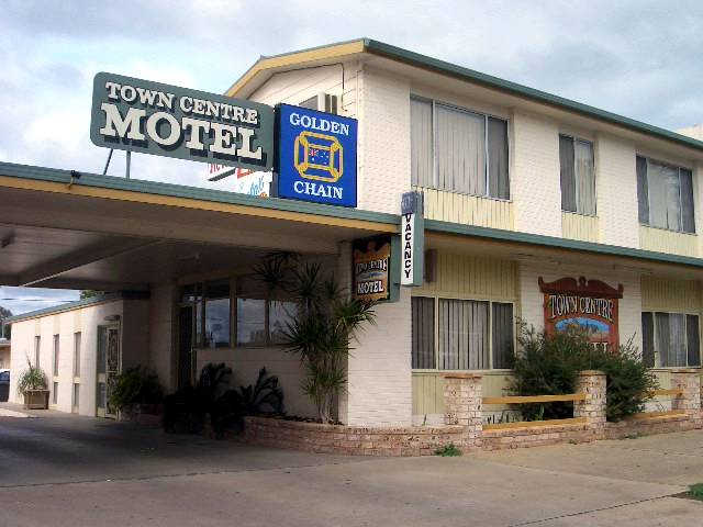 Town Centre Motel - Grafton Accommodation