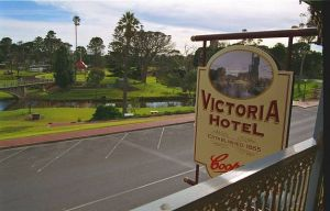 Victoria Hotel - Grafton Accommodation
