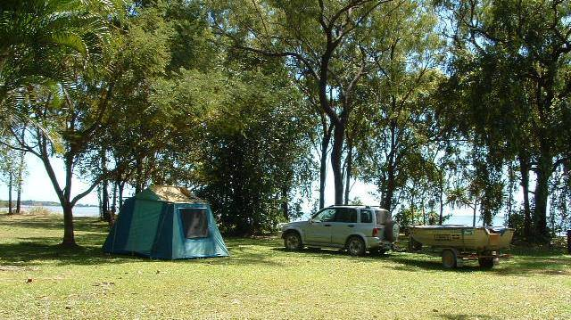 Weipa Caravan Park  Camping Ground - Grafton Accommodation