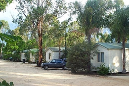 Yallakool Caravan Park on Bjelke-Petersen Dam - Grafton Accommodation