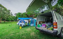 Grassy Head Holiday Park - Grafton Accommodation