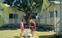Paradise Palms Caravan Park - Grafton Accommodation