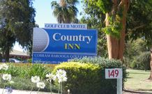 Barooga Country Inn Motel - Barooga - Grafton Accommodation