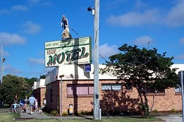 Jackie Howe Motel - Grafton Accommodation