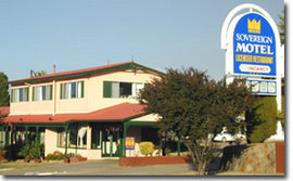 Sovereign Motor Inn Cooma - Grafton Accommodation