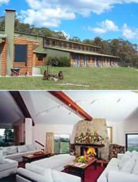 High Country Mountain Resort - Grafton Accommodation