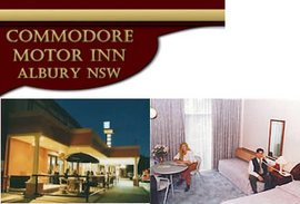 Commodore Motor Inn - Grafton Accommodation