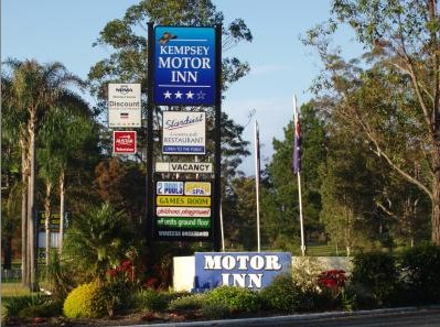 Kempsey Motor Inn - Grafton Accommodation