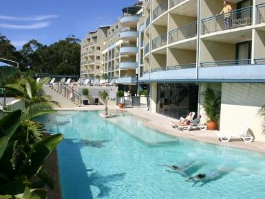 The Landmark Resort - Grafton Accommodation