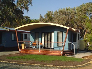 Island View Caravan Park - Grafton Accommodation