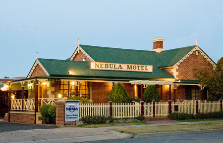 Nebula Motel - Grafton Accommodation