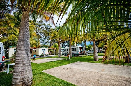 Harbour City Holiday Park - Grafton Accommodation