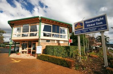 Best Western Wanderlight Motor Inn - Grafton Accommodation