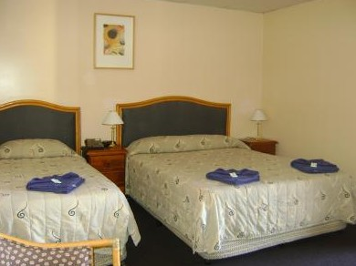 Mudgee Motor Inn - Grafton Accommodation