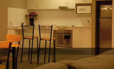 Pavilion On Northbourne Hotel  Serviced Apartments - Grafton Accommodation