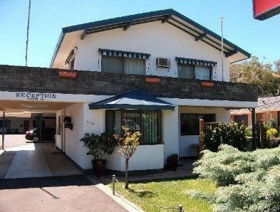 Alkira Motel - Grafton Accommodation