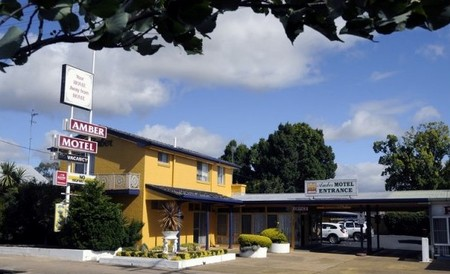 Amber Motel - Grafton Accommodation