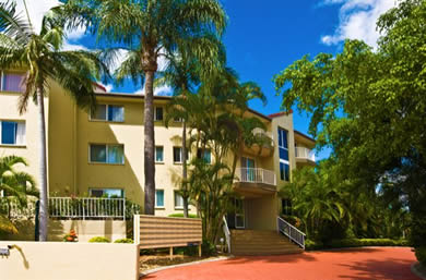 Bayview Waters Apartments - Grafton Accommodation