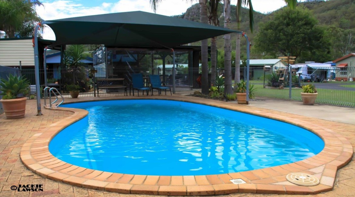 Esk Caravan Park And Rail Trail Motel - Grafton Accommodation