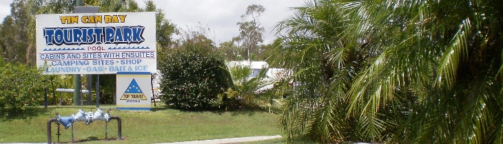 Tin Can Bay Tourist Park - Grafton Accommodation