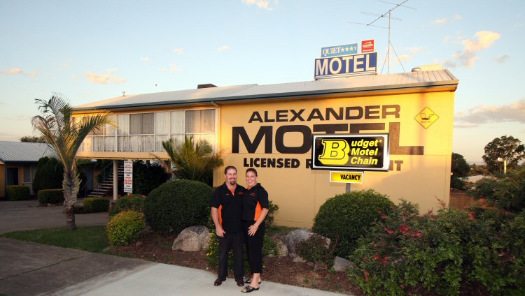 Alexander Motel - Grafton Accommodation