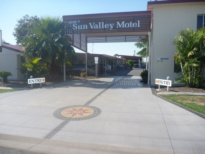 Sun Valley Motel - Grafton Accommodation