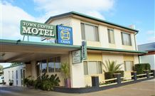 Town Centre Motel - Leeton - Grafton Accommodation