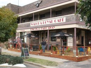 Walcha Royal Cafe and Boutique Accommodation - Grafton Accommodation