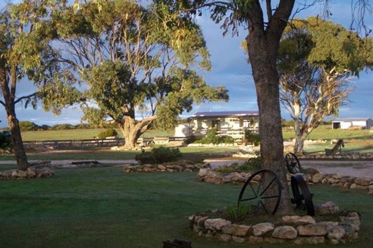 Coodlie Park - Port Kenny - Venus Bay - Grafton Accommodation