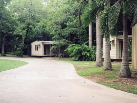 Travellers Rest Caravan and Camping Park - Grafton Accommodation