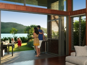 Yacht Club Villas - Grafton Accommodation