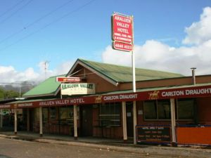Araluen Hotel - Grafton Accommodation