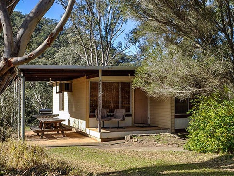 Capertee Cottage - Grafton Accommodation
