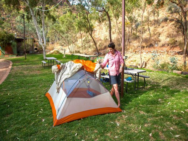Standley Chasm Angkerle Camping - Grafton Accommodation